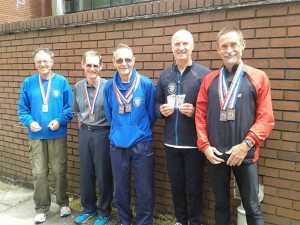 National Masters 5k road championship, Horwich