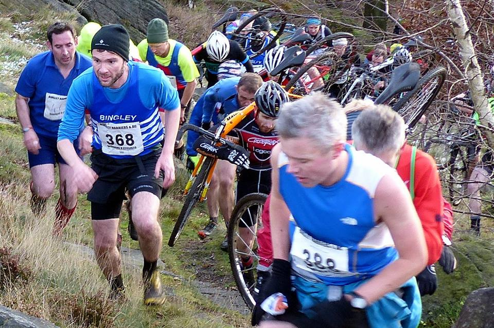 Harriers V Cyclists – Results