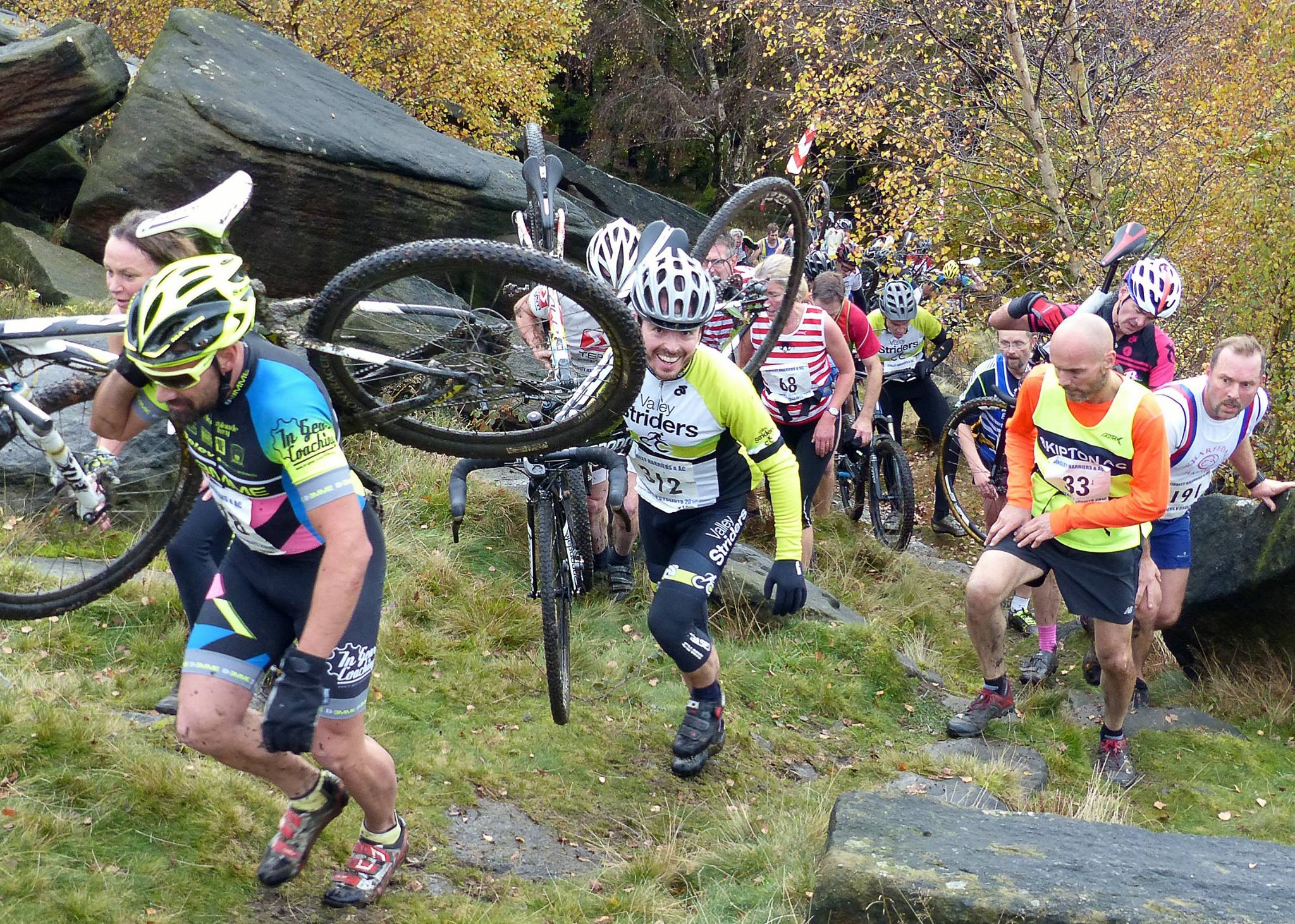 Harriers V Cyclists 2016 – Results