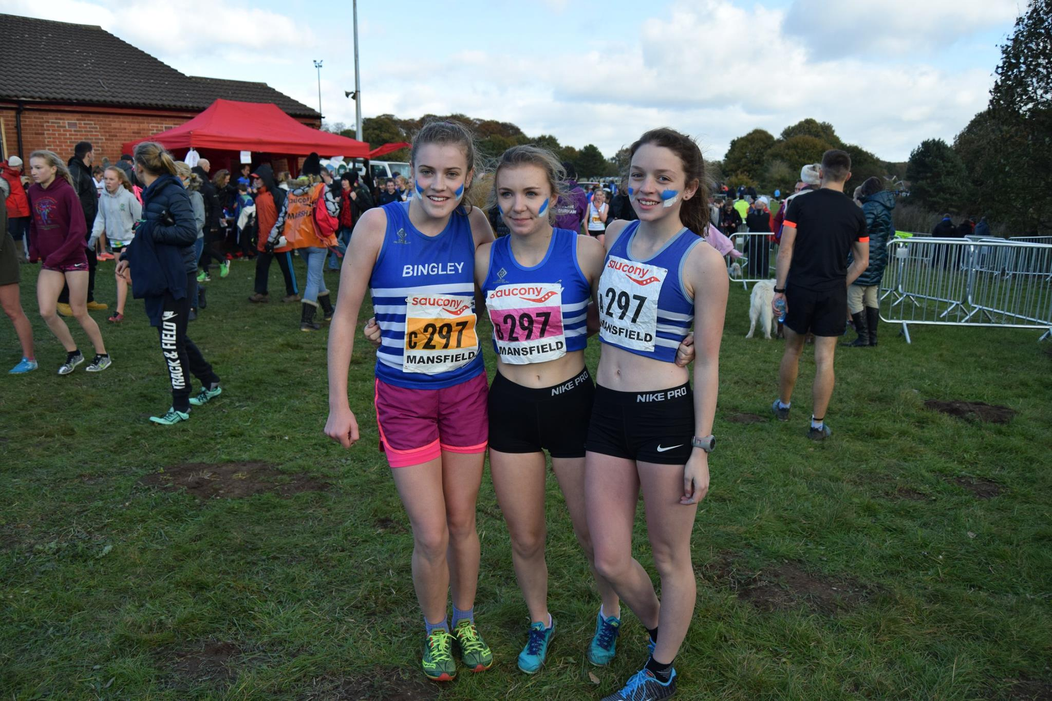 Nationals cross country relays report