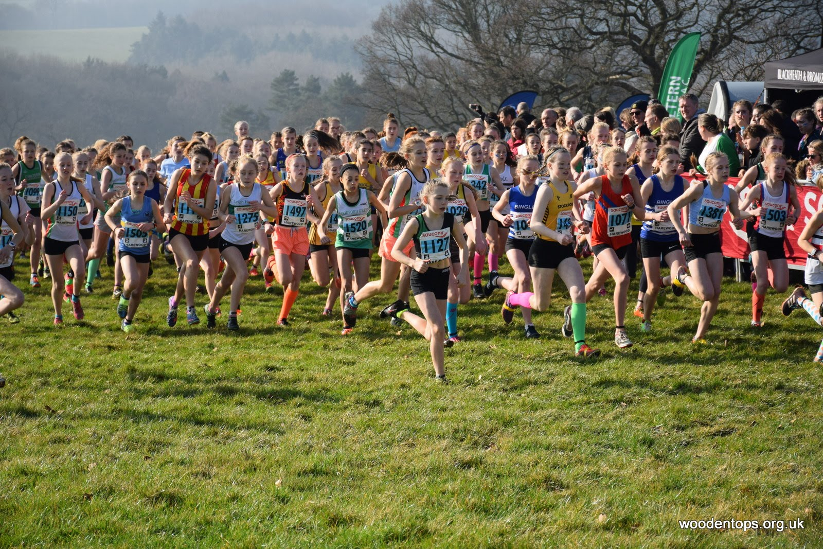 National XC Champs: Junior Report