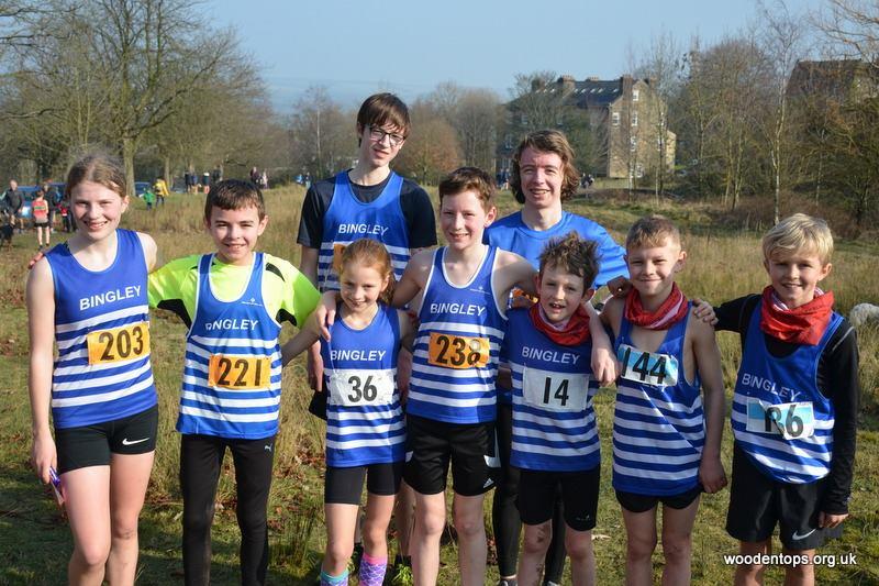 Ilkley Fell Race: Junior Championship