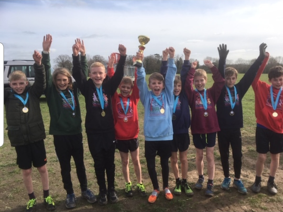 National Schools XC Champs: 23 March