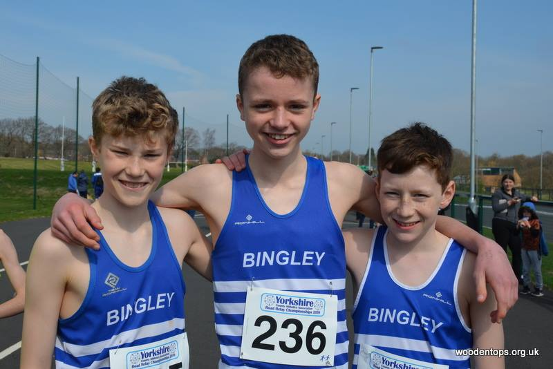 Yorks Road Relays – Juniors: 30 March
