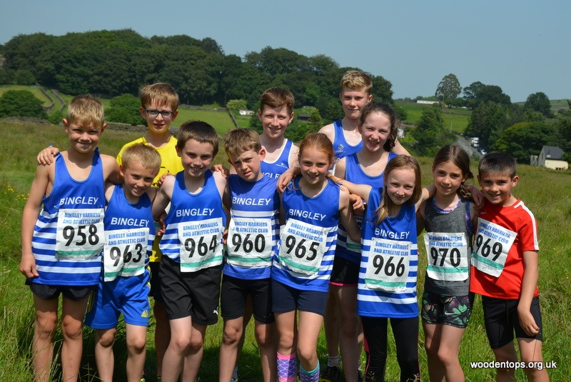 Eldwick & Gilstead Gala Junior Results and Race Report