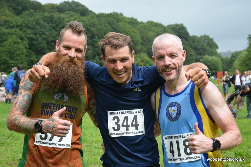 Bingley Show 10k Trail Race Results