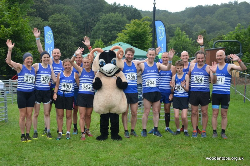 Fell Champs Updated after Bingley Show Race